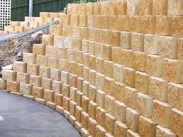 central coast retaining wall builders