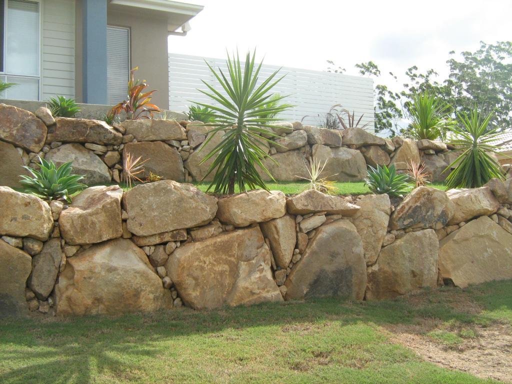 Central Coast Retaining Walls